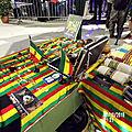 EXPOSITION DE MODÈLES ARTISANAT ETHIOPIEN