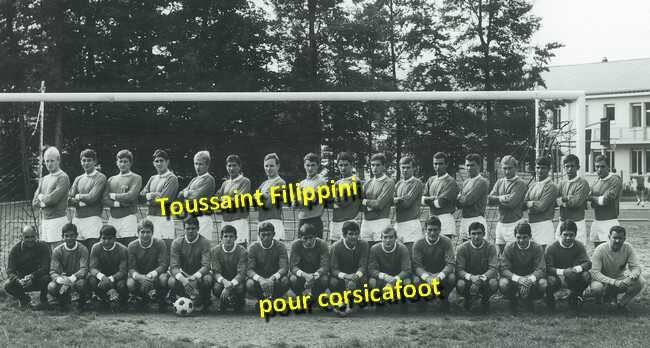 007 1062 - BLOG - Filippini Toussaint - Claude Papi - Equipe France