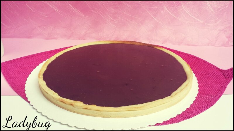 Tarte au chocolat (2)