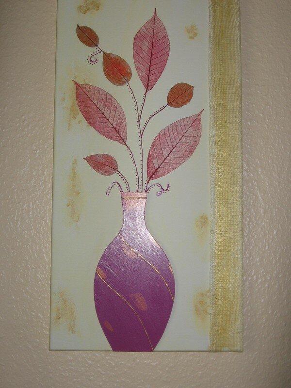 Un vase pour belle-maman