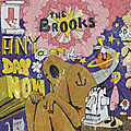 The brooks dévoile son clip très funky so turned on