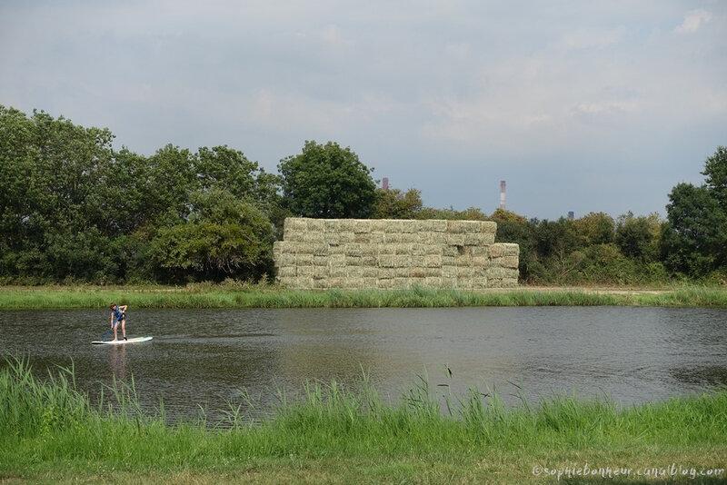 Canal quai vert
