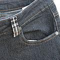 Bermuda jeans O4