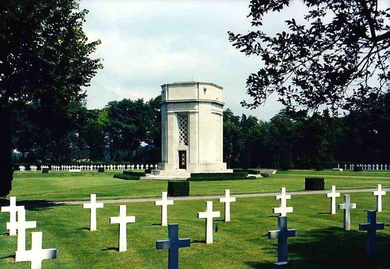 Flanders feild cimentery