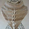 Mon interprétation d'un modèle du noro mini knits three