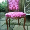 26 chaise louis 15