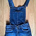Transformer un jean en salopette (nouveau!)
