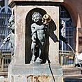 Fontaine place Saint-Etienne