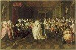 Le mariage de Joyeuse, 1581 (Versailles)