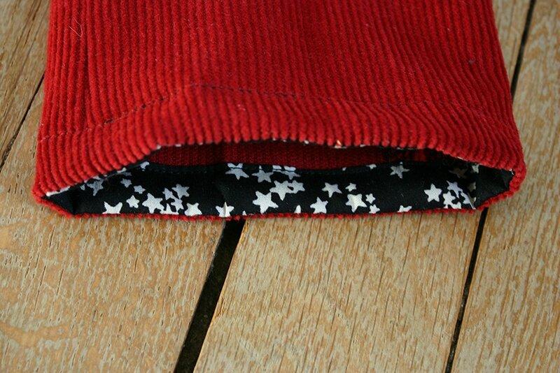 pantalon rouge5