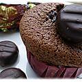 Fondant au chocolat mi-cho-ko