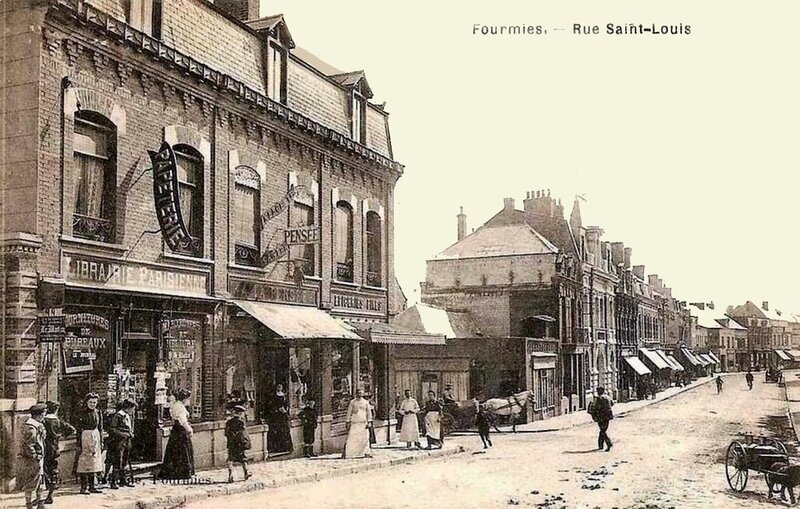 FOURMIES-Rue Saint-Louis (2)