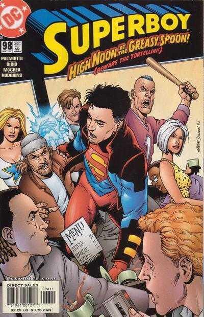 superboy 098
