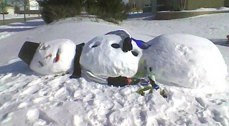 bonhomme-de-neige-cuite
