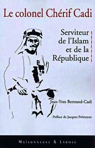 colonel Chérif Cadi couv