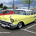 Chevrolet bel-air 4doors (Rencard Burger King mai 2012) 01