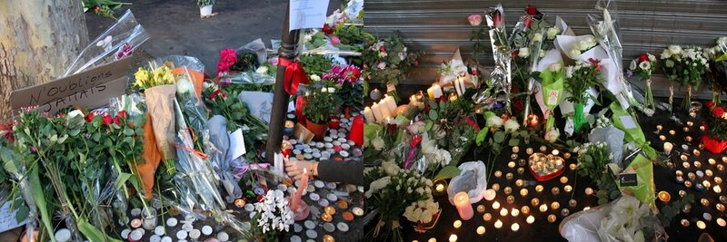 11-Hommage attentats 13-11-15