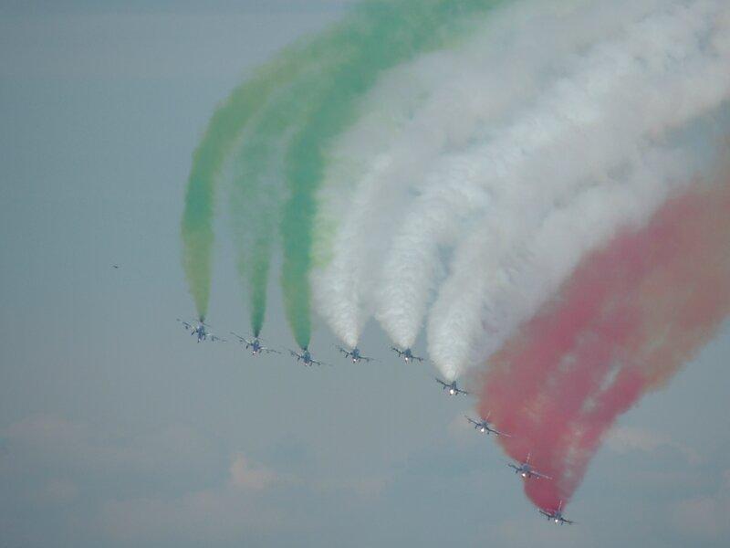 Patrouille d'Italie Frecce Tricolori (11)