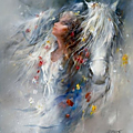 Peintre romantique : willem haenraets