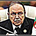 Bouteflika veut livrer l'algérie aux islamistes