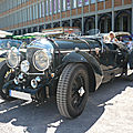 BENTLEY 3 1/2 Litre Petersen Sports Tourer 1937 Karlsruhe (1)