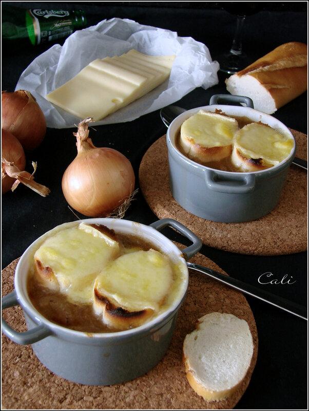 Soupe à l'Oignon Gratinée à l'Appenzeller 001