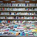 La librairie passerelles de vienne fonctionne en drive...