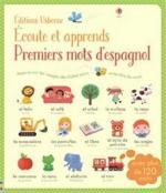 Premiers mots d'espagnol couv