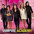 Vampire academy de mark waters