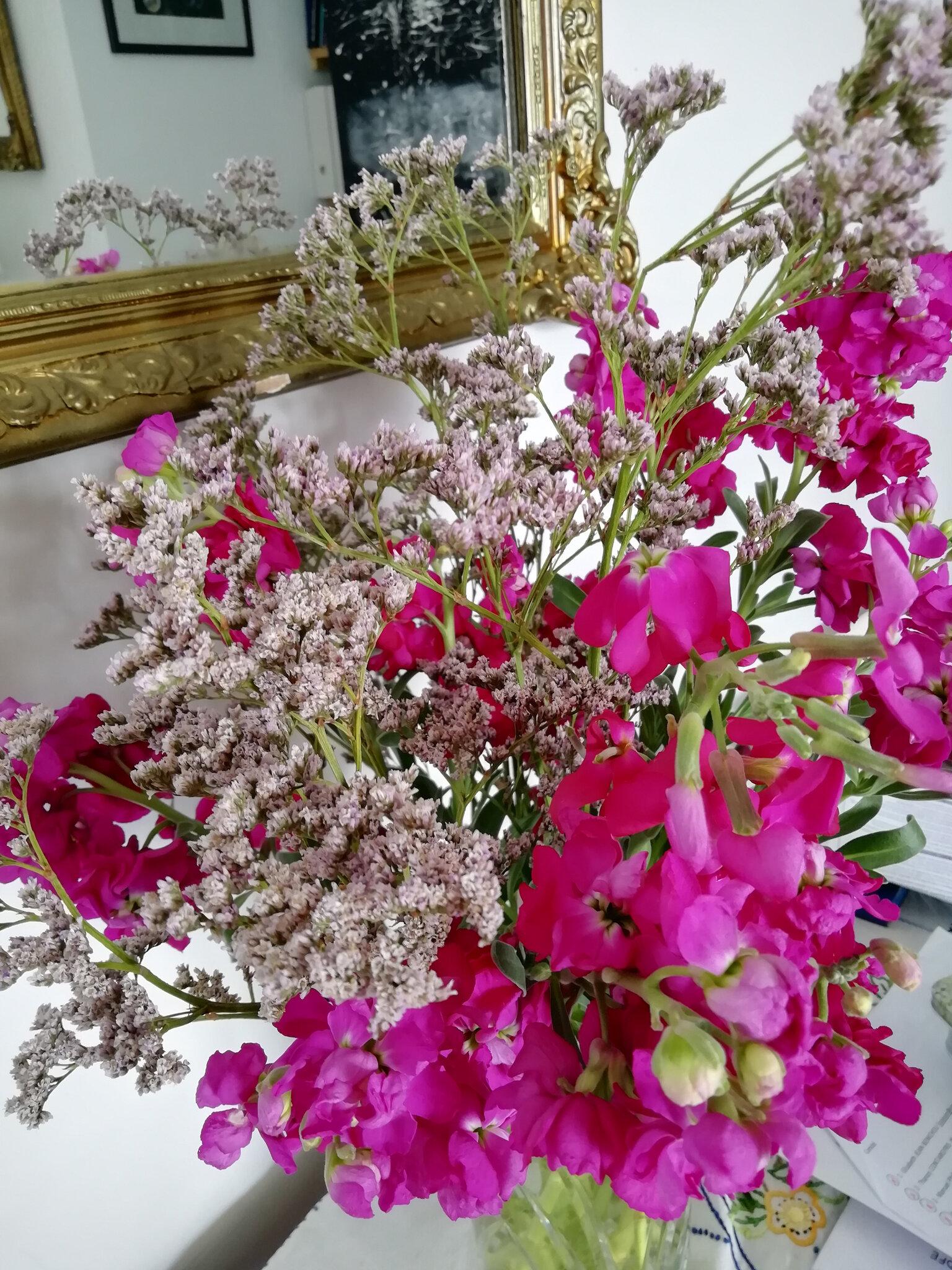 Page déco- Le dernier bouquet