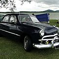 Ford custom fordor sedan - 1949