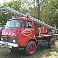 SAVIEM Renault TP3 des Pompiers 1975 Hambach (1)