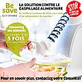 Contre le gaspillage alimentaire