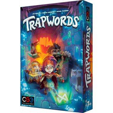 Boutique jeux de société - Pontivy - morbihan - ludis factory - Trapwords