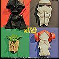 Starwars / darth vader , stormtrooper , leia , master yoda
