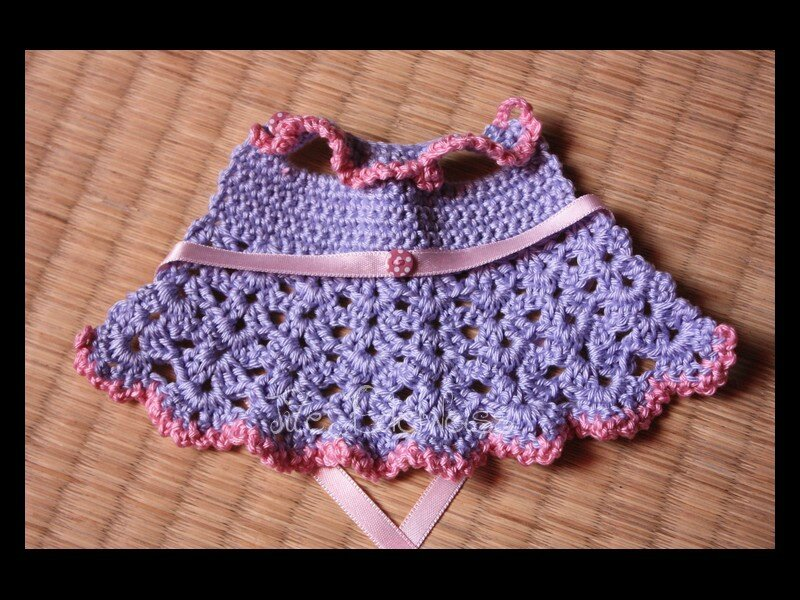 robe pour Cassis