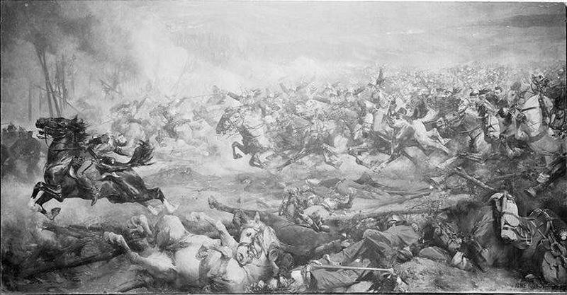 Morot, bataille de Reichshoffen