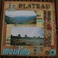 Plateau & moulins