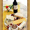 Qui veut gagner ce beau plateau de fromages de la fromagerie pouillot?