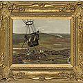 arus, un observateur militaire en ballon 1885