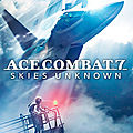 Test de ace combat 7 : skies unknown - jeu video giga france