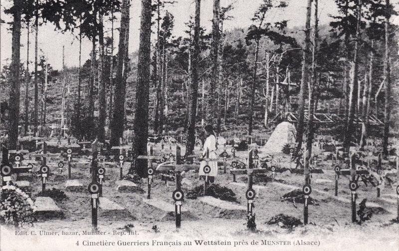 Wettstein, cimetière des chasseurs (3)