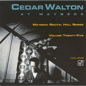 Cedar_Walton___1992___At_Maybeck__Concord_Jazz_