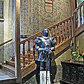 Le château de rambures est classé monument