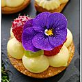 Tartes folles aux fruits au i-cook'in