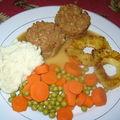Muffin au jambon (lexibule) 020