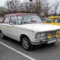 La fiat 125 de 1968 (23ème salon champenois du véhicule de collection)