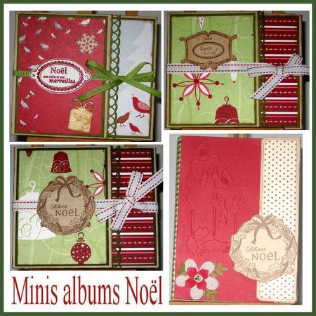 mini album noel