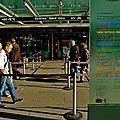 Centre Beaubourg : place Georges Pompidou.