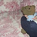Teddy bear au crochet 4